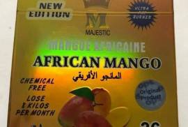 حبوب افريكان مانجو للتخسيس وانقاص الوزن