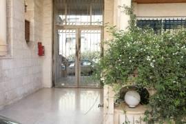 شقة ارضية للبيع امام حماية الاسرة من المالك