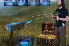 جهاز كشف الذهب كوبرا جي اكس 8000 | أفضل جهاز كشف