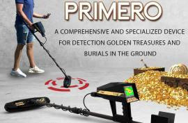 raw gold detector Ajax Primero