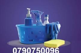 خدمة التنظيف و الترتيب االيومي على مدار الاسبوع